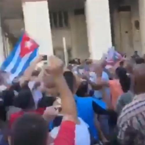 cuba proteste