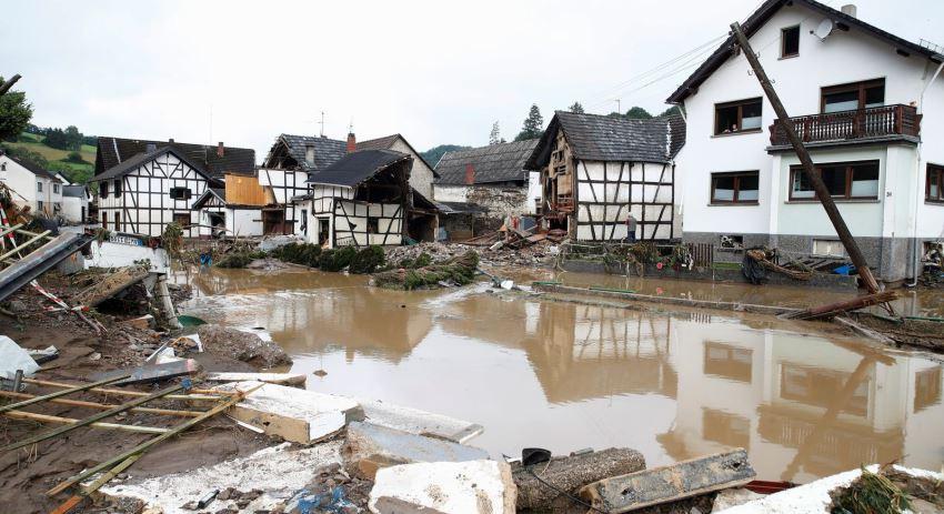 germania alluvione