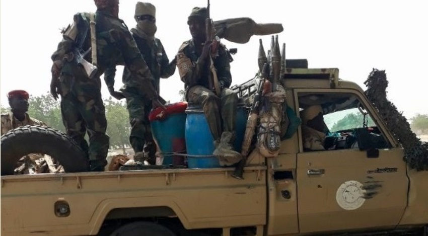 nigeria soldati