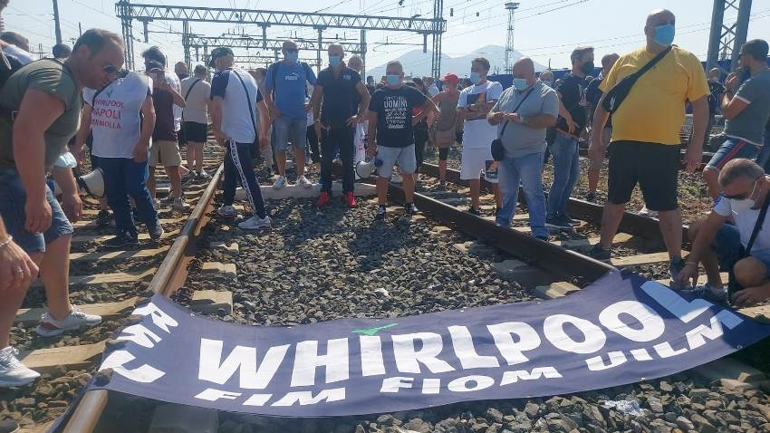 whirlpool stazione