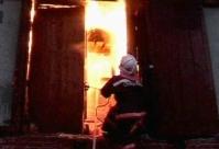 Incendio Capanna