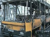 Incendio Bus