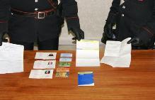 Carabinieri Documenti