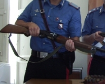 Carabinieri Fucile