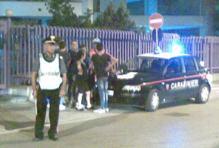 Carabinieri Sera Bambini