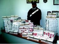 Carabinieri Sigarette