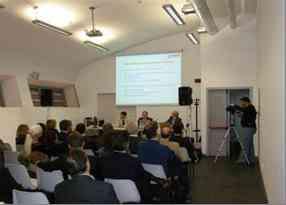 Conferenza Stand Campania