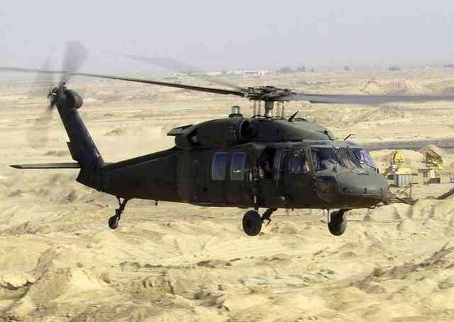 Elicottero Usa
