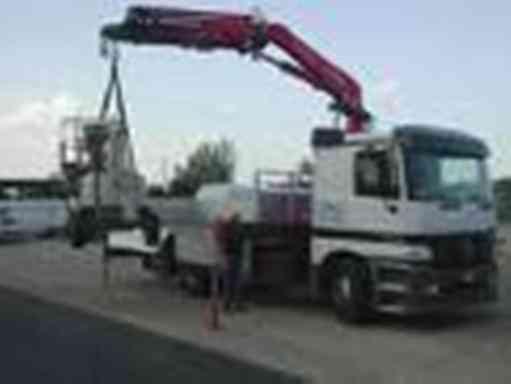 Camion Cestello