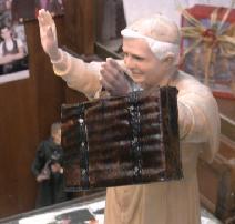 Papa Valigia Presepe