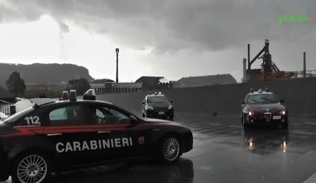 Carabinieri Bagnoli