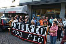 Amianto Protesta