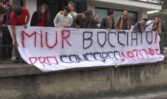 Miur Protesta