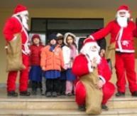 Babbo Natale Scuola