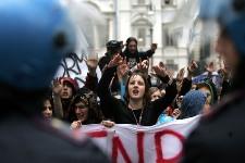 Protesta Studenti4