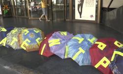 Circumvesuviana Protesta