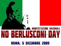 """No Berlusconi Day"""