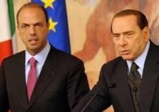 Berlusconi Alfano3