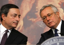 Draghi e Tremonti