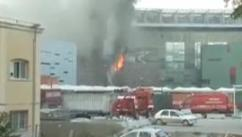 Incendio Tiburtina2