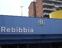 Rebibbia Metro