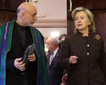 Clinton Karzai