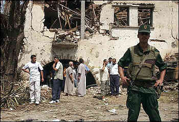 attentato in Algeria