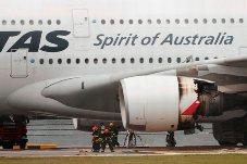 Aereo Qantas Motore