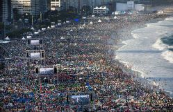 Copacabana Messa2