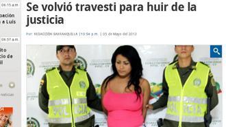 Travesito Colombia