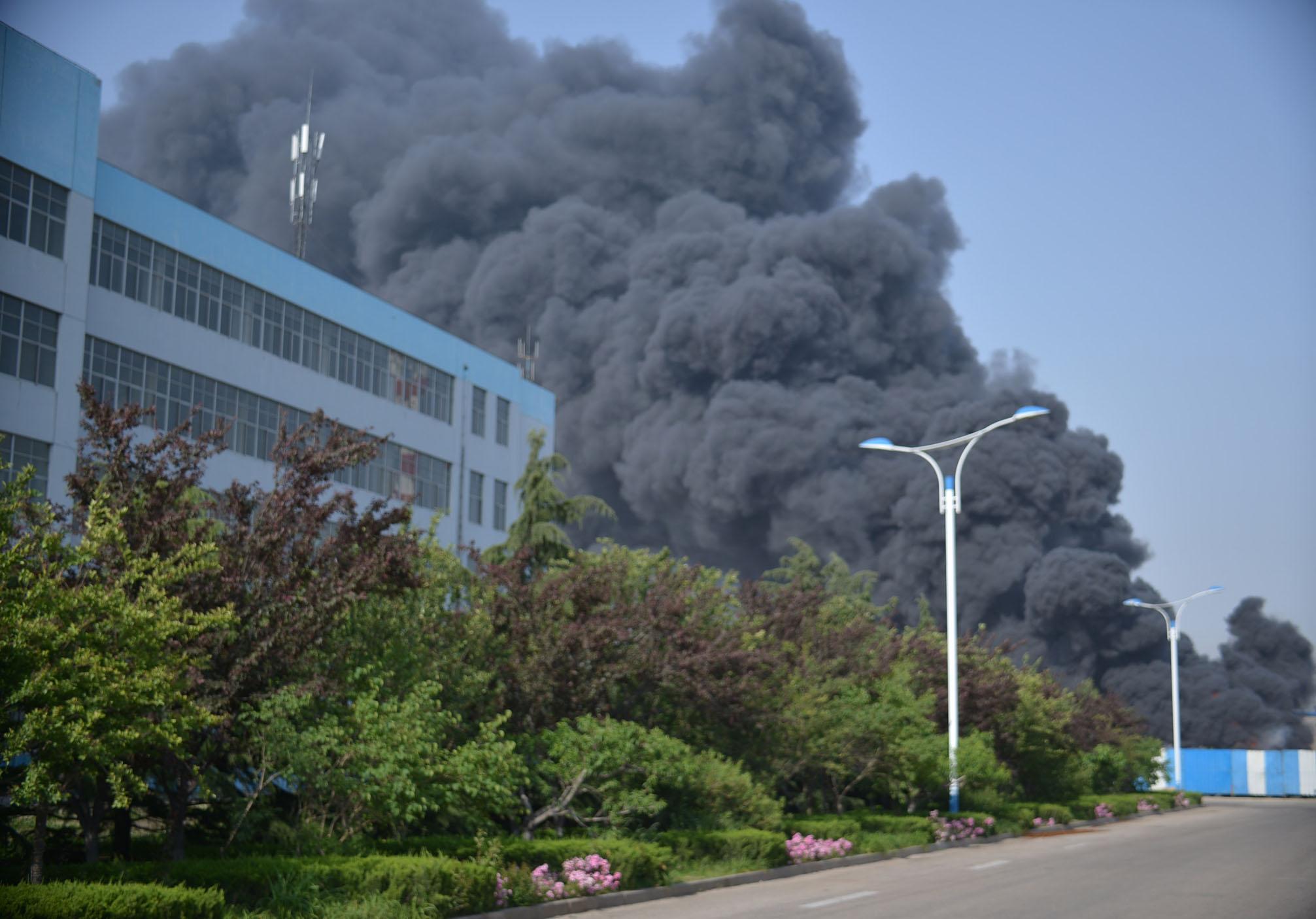 Corea Del Sud Incendio