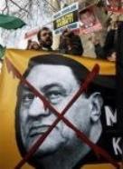 Striscione Mubarak