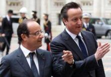Hollande Cameron