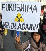 Fukushima Protesta