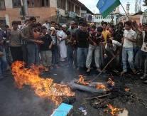 Proteste Corano 13set10
