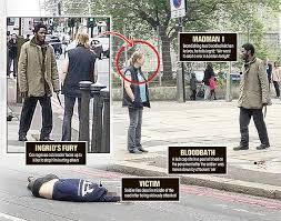 Attentato London