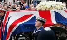 Tatcher Funerali