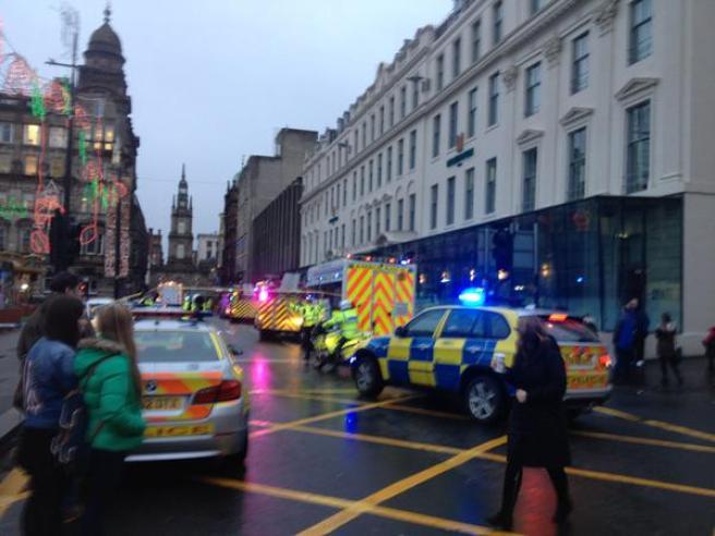 Glasgow Incidente