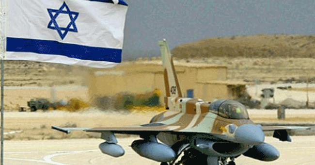 Aereo Israele