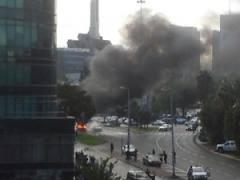 Esplosione Telaviv