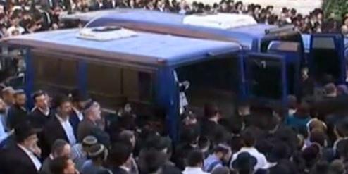 Gerusalemme Attentato Sinagoga