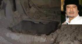 Bunker Gheddafi