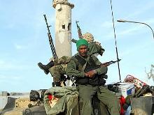 Soldati Gheddafi