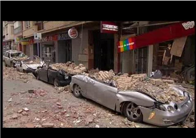 Terremoto Spagna 2