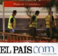 Treno Castelldefels2