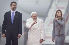 Papa Felipe Letizia