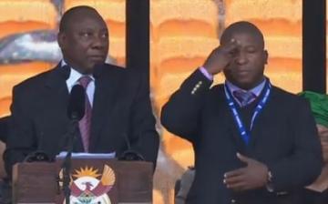 Interprete Mandela