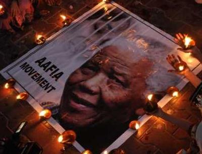 Mandela Veglia
