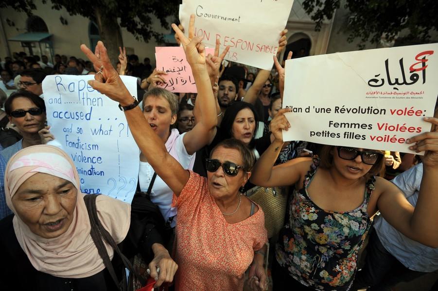 Stupro Tunisia