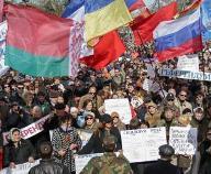 Odessa Manifestazione